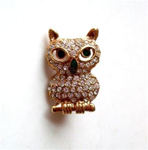 Owl brooches clothing, shoes jewelry jpg 593x600